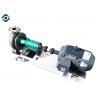 China Industrial Heavy Duty Horizontal Centrifugal Pump , Anti - Corrosive Chemical Pump wholesale