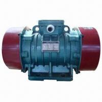 China Electric Vibration Motor from 1 to 200kN, Adjustable Centrifugal Force, Easy to Maintain wholesale