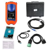 China John Deere Service Advisor EDL V2 Diagnostic Kit with PC-to-vehicle interface compatible with Service ADVISOR software wholesale