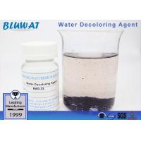 China Quaternary Cationic Polymer For Colorized Effluent Treat Chemical Decolorizing wholesale