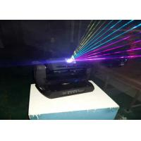 China Colorful Mini Moving Head RGB 3W Theater Stage Lighting AC90 - 240V 50 - 60HZ wholesale