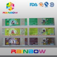 China Custom made pvc Shrink Sleeve Labels for bottle packaging stickers wholesale