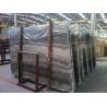 China silver travertine slab wholesale
