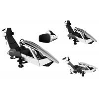 China Electronics Product Speeding Virtual Reality Car Racing Seat Simulator With Metal Material wholesale