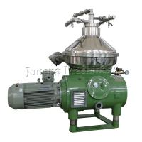 China Factory use virgin coconut oil centrifuge machine continuous operate disc oil separator wholesale
