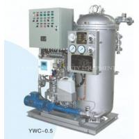 China YWC oily water separators with CCS/EC certificate wholesale