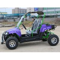 China 300cc Side By Side Utility Vehicle Four Wheel With Ce Certification with electric start system wholesale