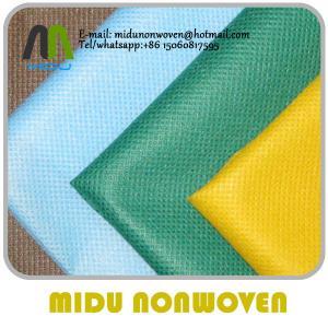 China pp spun bonded nonwoven fabric MIDO NONWOVEN wholesale