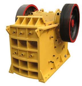 Buy cheap Industrial Glass Bottle Crusher Machine , Jaw basalt Pulverizer / Shredder Crusher Machines from wholesalers