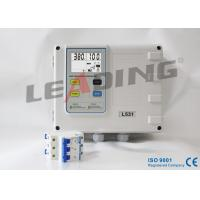 China Small Size Simplex Pump Controller 380V-415V Working Voltage , Plastic Panel Material wholesale