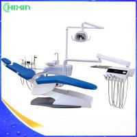 China Dental Unit Dental Chair With Memory Options CE Approved, Sensor Control LED Light, Noiseless, Manufacturer DTC-327 wholesale