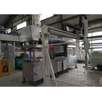 Buy cheap Disposable Sugarcane Paper Plate Making Machine / Tableware Production Line from wholesalers