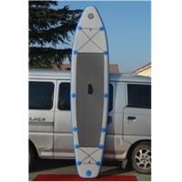 China Professional SUP Inflatable Paddle Boards Blow Up Surfboard With Carry Handle wholesale