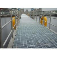 China Driveway Galvanized Steel Grating For Construction Welded Steel Material wholesale