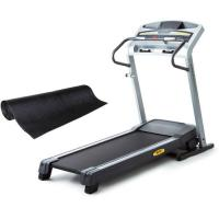 China Custom Treadmill Floor Protector Mat Fitness Equipment , Waterproof And Washable wholesale