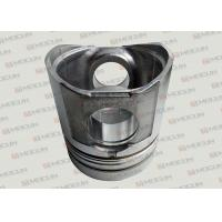 China Number 6150-31-2112 Metal Engine Piston 6D125 6D125-1 For Komatsu Excavator PC400 wholesale