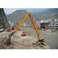 55 Feet Excavator Long Boom And Arm  For Komatsu PC450 To Desilting  The River