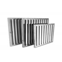 China American Style Commercial Kitchen Hood Filters Heavy Duty High Efficiency wholesale