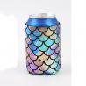 China Neoprene Beer Bottle Cooler Bag , Customized Logo Printed Beer Bottle Covers wholesale