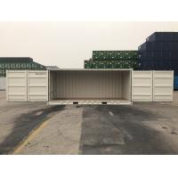 China Transportation Side Door Container , 20ft Open Side Storage Container wholesale