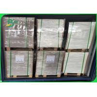 China Width 700mm Good Strength No Powder Drop Cream Woodfree Paper For School Book on sale