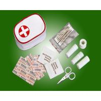 China First Aid Kit for hospital use , camp, travel, workplace, home, car, promotional gift with ISO,CE,FDA approve/  K001 wholesale
