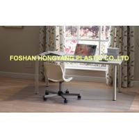 China High - lifetime PVC Material Non Studded Chair Mat 600x 2400 mm wholesale