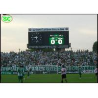 China P8 Outdoor Stadium LED Display Board for Sport Advertising with Timing System on sale