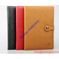 China Customized Handmade Leather Journal Diary/Notebook for Sale wholesale