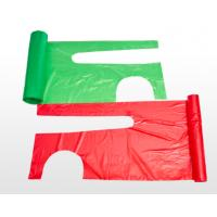 China PE LDPE HDPE Disposable Plastic Aprons Roll With Textured / Smooth Surface wholesale
