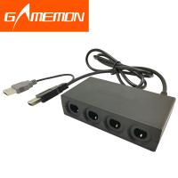 China NGC Video Game Converter Gamecube Controller Adapter For Wii U Nintendo Switch on sale