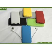 China Super Fast Charge 4000mAh Li-Polymer Power Bank Mobile Battery Charger wholesale