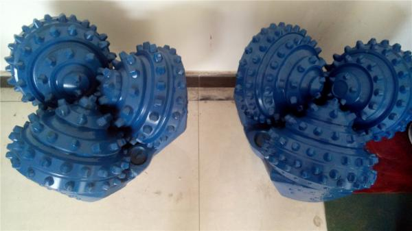 Quality inserted Type IADC 437 Tricones Bits Had Rock for sale