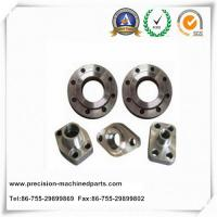 China High Precision Cnc Milling Machine Process Aluminum Machined Parts With 5 Axis wholesale
