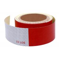 China Custom Printed Multicolor High Intensity Reflective Tape High Retro - Reflective Performance on sale