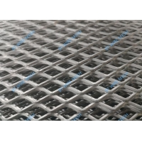 China 304 Stainless Steel Expanded Mesh 10x20mm 20x40mm 30x60mm 60x120mm Hole wholesale