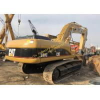 China 330C Japan Used Heavy Equipment Excavator 5.5km/H Rated Speed For Construction Works wholesale