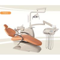 China Top-Mounted Type Dental Chair Unit With Left Armrest - Seamless Upholstery wholesale