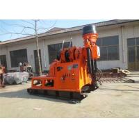 China Water Well Borehole Drilling Rig , Water Drilling Equipment ISO Approved wholesale