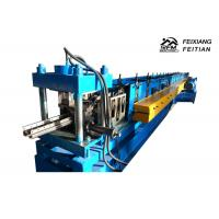 China Hydraulic Press Type Cable Tray Forming Machine , Cable Tray Making Machine For Shelves on sale
