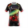 China Any Team Any Logo Mens Custom Made Rugby Jerseys shirts rugby Wear shorts wholesale