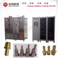 China Fasteners And Fittings PVD Thin Film Coating Machine Nano Thin Film PVD Deposition on sale