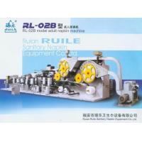 Buy cheap Adult Diaper Machine from wholesalers
