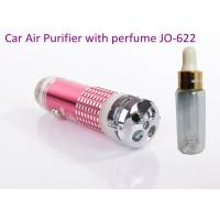 China Red Hepa Mini Inegative Ionic Car Air Purifiers and Indoor air Filters for ideal gift on sale