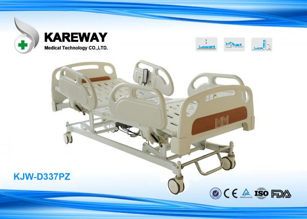 Quality Three Functions Electric Care Bed KJW-D337PZ for sale