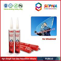 China fast cure solvent free auto windshield pu adhesive sealant for aftermarket wholesale