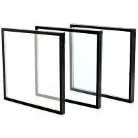 China Double Glazed Low E Glass Curve Shape Thermal Performance Fit Door / Window wholesale