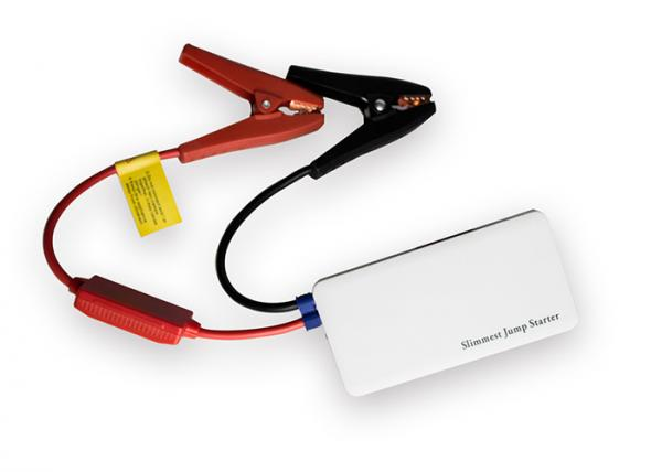 how to jumpstart a car with portable jump start