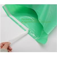 China 22'' x 16'' biodegradable Poly Mailing Self Seal Shipping Envelope Bag,custom printed compostable biodegradable eco frie on sale