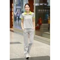 China 65% cotton and 35% polyester tracksuits sport wears for women wholesale